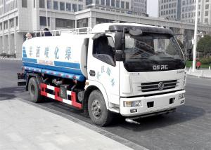 China 1300 Gallon Stainless Steel Water Truck DFAC 5CBM For Flower / Tree on sale
