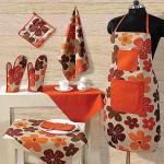 Ladies Apron, Adult Apron, Floral Apron, Kitchen Apron, Full Cooking Apron, Gift For Her, Gift For Women, Apron, Women's