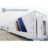 64000 L Mobile Refuel Station Container Oil Tank Trailer 40HQ Oil Storage Tank Container