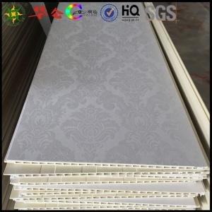 China Hualun Guanse New Decor Material PVC panel ,PVC wall panel, PVC ceiling,PVC tiles on sale