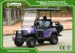 4 Wheel Electric Hunting Carts Fuel Type Hunting Buggy Car 275AH Controller