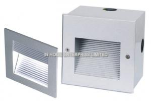 China Rectangle Exterior Stair Light Led Stairway Lighting Slide Step on sale