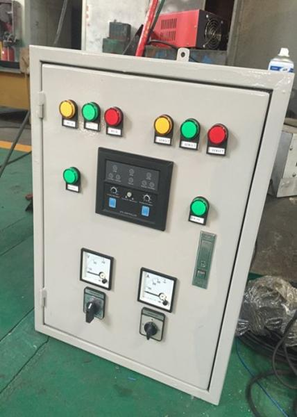 Generator Mains Transfer 125 Amp Changeover Switch with Busbar Single Phase,