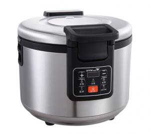China Commercial Stainless Steel Rice Cooker , Multifunction 20 Cup Rice Cooker on sale