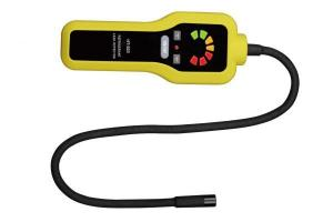 China Orange 400mm Refrigerant Leakage Detector For Air Conditioning / Business Cooling on sale