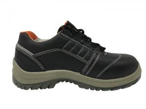 China Steel Toe Non Slip Work Shoes Anti Distort Outsize For Forklift Operator on sale