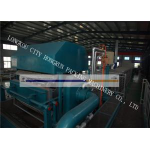 China High Efficiency Egg Carton Box Making Machine / Paper Egg Tray Machine on sale