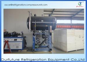 China Barrel Pump Cold Room Compressor Unit Refrigeration Condensing Units on sale