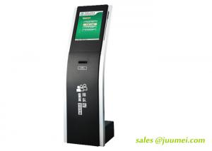 China 17 WIFI Bank Self-Service Management Queue Ticket Kiosk on sale