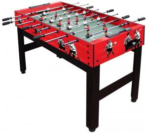 Solid Mdf Colorful 48 Foosball Table Wood Soccer Table With Chromed Steel Rod For Sale Football Game Table Manufacturer From China 107522760