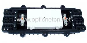 China Fire Resistant Fiber Optic Joint Enclosure 48/96 Fibers Easy To Use on sale