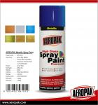 400ml Spray Paint  free sample MSDS Metallic fast dry spray paint with good quality