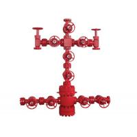 Christmas tree is the assembly of the valve and the accessories, which is used for the fluid control of the oil/gas well