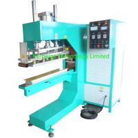 China Electric Auto High Frequency Welding Machine 15kw For PP / PVC / Conveyor Belt on sale