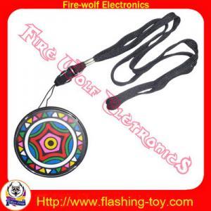 China Promotion gift EL Flashing Necklace, Flashing Led Necklaces HL-B2119 on sale