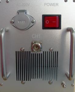 China Wifi / GPS / VHF / UHF Wireless Signal Blocker Single Band 100 Watt on sale