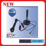 China High Performance DAB Car Antenna With Auto Radio Antenna Amplifier wholesale