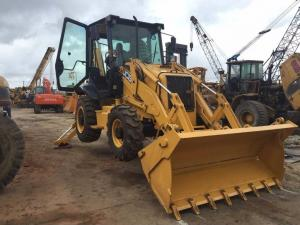 China 0.5m³ Bucket Second Hand Backhoe Loaders 3CX JCB Payloader 3 Forward Gears on sale