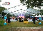 Small 100 Square Meter A Shape Marquee Canopy Tent For Movable Temporary Party