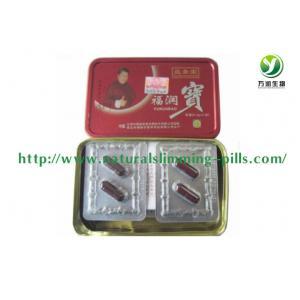 Quality Effective Natural Male Herbal Sex Pills Enhancement , Furunbao Adult Sex Pills for sale