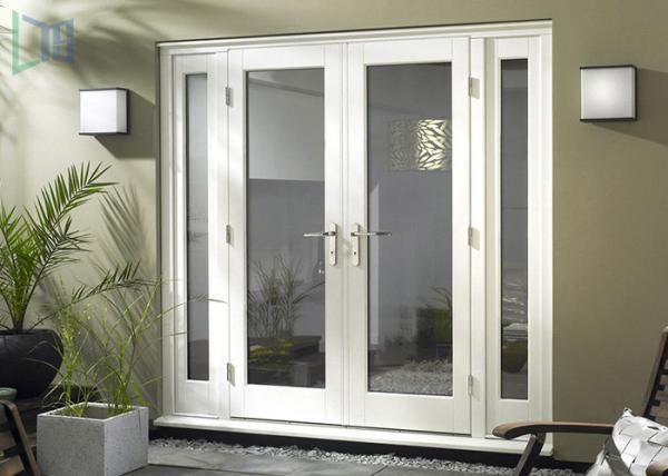 Thermal Break Outward Opening Exterior Door Weather Resistant For