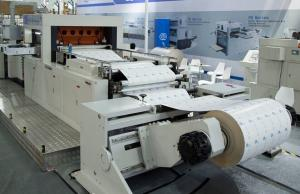 Quality Disposable Paper Cup Die Cutting Machine FD1100 * 780 90 - 120 times/Min for sale