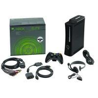Microsoft Xbox 360 Elite System - Game console - black - 120 GB