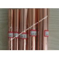JIS C1100 O Temper Copper Foil Strip With 20mm To 1000mm Width For Reactor