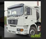 SHACMAN 10 Wheels 18CBM F2000 Dump Truck Low Price Sale