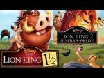 China Wholesale Disney The Lion King 1 1/2 Blu-ray DVD Disney Animation Movie The Lion King 3Blu-ray DVD Hot Selling Cheap DVD wholesale