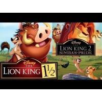 China The Lion King 3 Hakuna Matata Blu-ray Disney DVD Animation Movie The Lion King 3 Blu-ray DVD Hot Selling Cheap DVD on sale