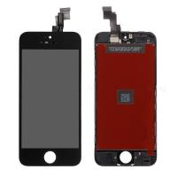 For Apple iPhone 5C LCD Screen and Digitizer Assembly Original - Black - Grade A+