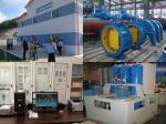 generador horizontal de la energía hydráulica 100KW, dispositivos de la central hidroeléctrica para el poder hidráulico