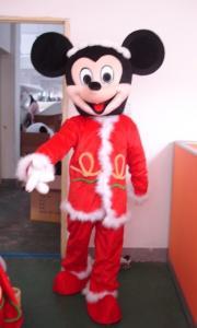 Quality Costumes de mascotte de souris de mickey de nouvelle année de Disney avec de belles images for sale