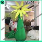 3m Event Party Decoration Inflatable Stand Flower/Inflatable Flower Tree
