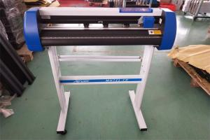 China Living Paper Sticker Cutting Plotter ARMS Driver With 1260mm Max Cutting Width on sale
