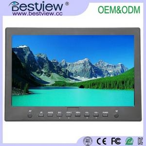 China 10.1 inch full HD movie making monitor with 3G-SDI on sale