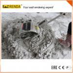 China Not Volumetric Concrete Mixer , Hand Held Concrete Mixer On Ground wholesale