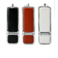 Personalized Leather USB Flash Drive Promotional Gift   2GB 4GB 8GB Customized