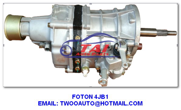 Foton 4jb1 Manual Gearbox Parts , High Performance Gearbox