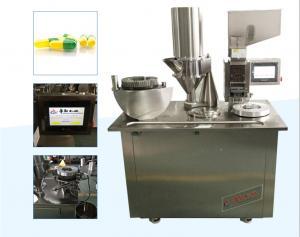 China High speed pharmaceutical powder granule semi-auto Capsule Filling machine on sale