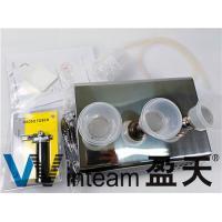 Membrane Filtration Vacuum Filter Manifold Flame Sterilization ISO Certification