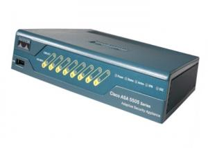 China ASA5505-SEC-BUN-K8 Cisco ASA Firewall ASA 5505 Sec Plus Appliance With SW, UL Users , HA, DES on sale