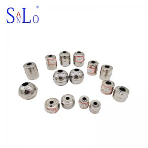 China Polished Magnetic Float Ball For Liquid Tank Level Switch 23*30mm on sale