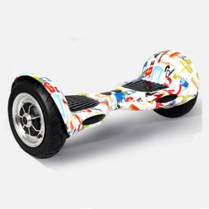 China Dual Wheel Standing Electric Hover Board Remote Control Mute Motor on sale