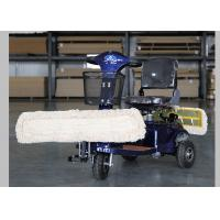 OEM  /  ODM Driving Mop Dust Cart Electric Scooters With Three Wheels CE
