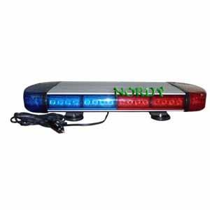 China Police led light bar  led strobe beacon bar emergency warning lamp on sale