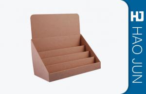 China Christmas Gifts Template Retail Display Boxes For Books / Corrugated Pop Displays on sale