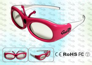 China Children 3D Digital Cinema Active Shutter Glasses on sale