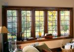 Aluminium Casement Waterproof Double Glazing Window Light and Modern Material